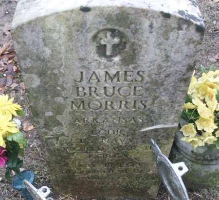 MORRIS  (VETERAN 2 WARS), JAMES BRUCE - White County, Arkansas | JAMES BRUCE MORRIS  (VETERAN 2 WARS) - Arkansas Gravestone Photos