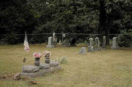 *MORRIS FAMILY CEMETERY VIEW,  - White County, Arkansas |  *MORRIS FAMILY CEMETERY VIEW - Arkansas Gravestone Photos