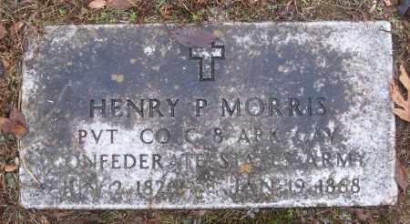 MORRIS (VETERAN CSA), HENRY P - White County, Arkansas   HENRY P MORRIS (VETERAN CSA) - Arkansas Gravestone Photos