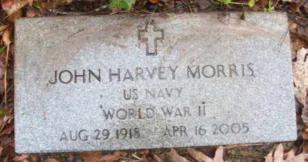 MORRIS (VETERAN WWII), JOHN HARVEY - White County, Arkansas | JOHN HARVEY MORRIS (VETERAN WWII) - Arkansas Gravestone Photos