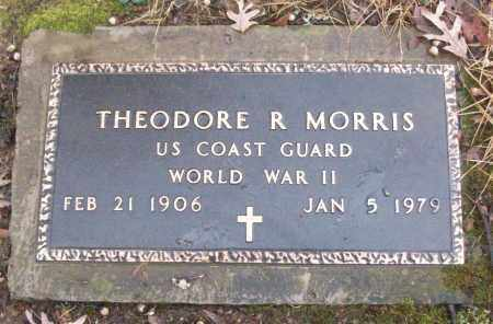 MORRIS (VETERAN WWII), THEODORE R - White County, Arkansas | THEODORE R MORRIS (VETERAN WWII) - Arkansas Gravestone Photos