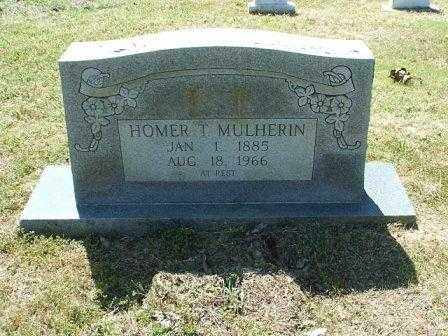 MULHERIN, HOMER T. - White County, Arkansas | HOMER T. MULHERIN - Arkansas Gravestone Photos
