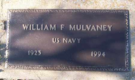 MULVANEY (VETERAN), WILLIAM F - White County, Arkansas | WILLIAM F MULVANEY (VETERAN) - Arkansas Gravestone Photos