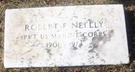 NEELLY  (VETERAN), ROBERT F - White County, Arkansas | ROBERT F NEELLY  (VETERAN) - Arkansas Gravestone Photos