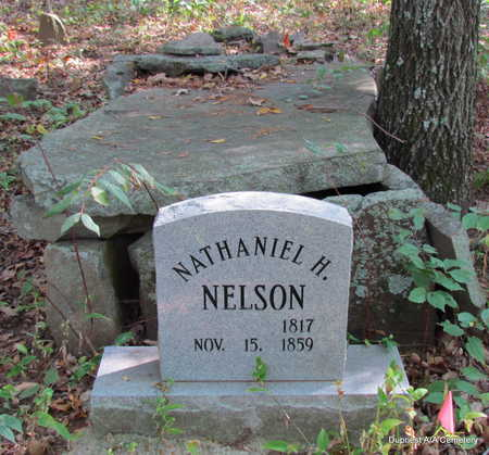 NELSON, NATHANIEL HOLLY - White County, Arkansas | NATHANIEL HOLLY NELSON - Arkansas Gravestone Photos