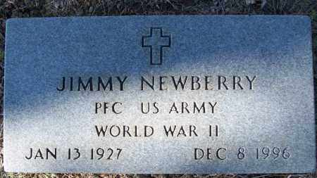 NEWBERRY (VETERAN WWII), JIMMY - White County, Arkansas | JIMMY NEWBERRY (VETERAN WWII) - Arkansas Gravestone Photos