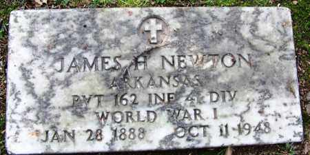 NEWTON (VETERAN WWI), JAMES H - White County, Arkansas | JAMES H NEWTON (VETERAN WWI) - Arkansas Gravestone Photos