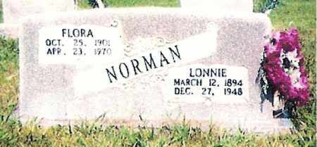 NORMAN, FLOELLA - White County, Arkansas | FLOELLA NORMAN - Arkansas Gravestone Photos