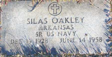 OAKLEY (VETERAN), SILAS - White County, Arkansas | SILAS OAKLEY (VETERAN) - Arkansas Gravestone Photos
