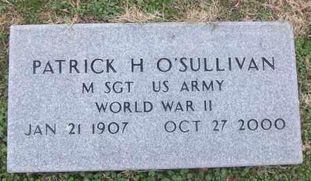 O'SULLIVAN (VETERAN WWII), PATRICK H - White County, Arkansas | PATRICK H O'SULLIVAN (VETERAN WWII) - Arkansas Gravestone Photos