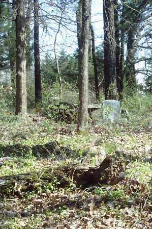 * DUPRIEST CEMETERY OVERVIEW,  - White County, Arkansas |  * DUPRIEST CEMETERY OVERVIEW - Arkansas Gravestone Photos