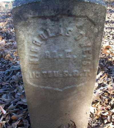 OWENS (VETERAN UNION), NICHOLAS - White County, Arkansas | NICHOLAS OWENS (VETERAN UNION) - Arkansas Gravestone Photos