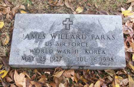 PARKS  (VETERAN 2 WARS), JAMES WILLARD - White County, Arkansas | JAMES WILLARD PARKS  (VETERAN 2 WARS) - Arkansas Gravestone Photos