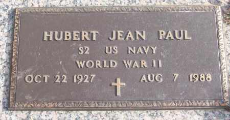 PAUL (VETERAN WWII), HUBERT JEAN - White County, Arkansas | HUBERT JEAN PAUL (VETERAN WWII) - Arkansas Gravestone Photos