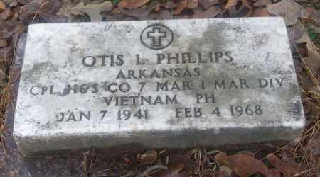 PHILLIPS  (VETERAN VIET, KIA), OTIS LAMONT - White County, Arkansas | OTIS LAMONT PHILLIPS  (VETERAN VIET, KIA) - Arkansas Gravestone Photos