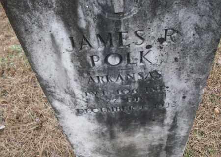 POLK (VETERAN), JAMES R - White County, Arkansas | JAMES R POLK (VETERAN) - Arkansas Gravestone Photos