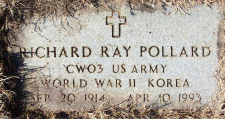 POLLARD (VETERAN 2 WARS), RICHARD RAY - White County, Arkansas | RICHARD RAY POLLARD (VETERAN 2 WARS) - Arkansas Gravestone Photos