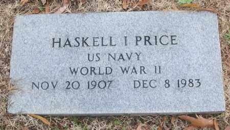 PRICE (VETERAN WWII), HASKELL I - White County, Arkansas | HASKELL I PRICE (VETERAN WWII) - Arkansas Gravestone Photos