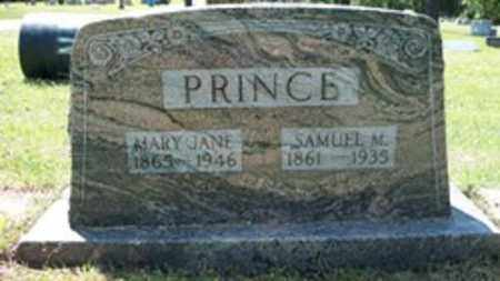 PRINCE, SAMUEL M. - White County, Arkansas | SAMUEL M. PRINCE - Arkansas Gravestone Photos