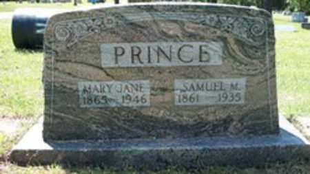 PRINCE, MARY JANE - White County, Arkansas | MARY JANE PRINCE - Arkansas Gravestone Photos