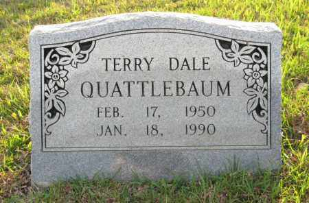 QUATTLEBAUM, TERRY DALE - White County, Arkansas | TERRY DALE QUATTLEBAUM - Arkansas Gravestone Photos