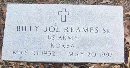 REAMES, SR (VETERAN KOR), BILLY JOE - White County, Arkansas | BILLY JOE REAMES, SR (VETERAN KOR) - Arkansas Gravestone Photos