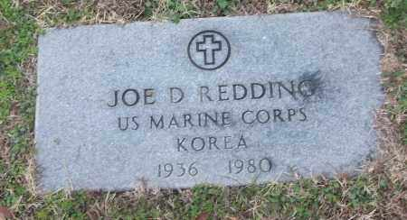 REDDING (VETERAN KOR), JOE D - White County, Arkansas | JOE D REDDING (VETERAN KOR) - Arkansas Gravestone Photos