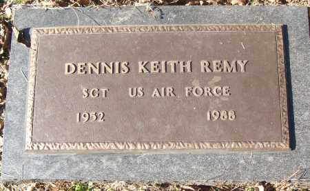 REMY (VETERAN), DENNIS KEITH - White County, Arkansas | DENNIS KEITH REMY (VETERAN) - Arkansas Gravestone Photos