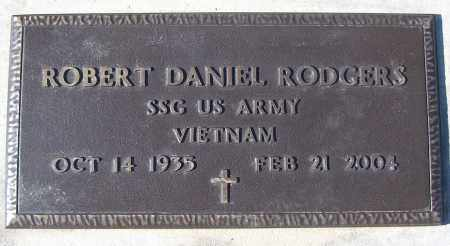 RODGERS (VETERAN VIET), ROBERT DANIEL - White County, Arkansas | ROBERT DANIEL RODGERS (VETERAN VIET) - Arkansas Gravestone Photos