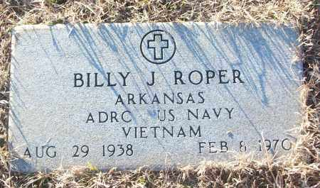 ROPER (VETERAN VIET), BILLY J - White County, Arkansas | BILLY J ROPER (VETERAN VIET) - Arkansas Gravestone Photos