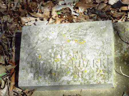 RUARK, INFANT MINNIE - White County, Arkansas | INFANT MINNIE RUARK - Arkansas Gravestone Photos