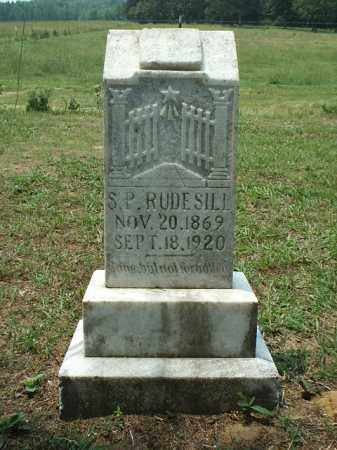 RUDESILL JR, SIMON PETER - White County, Arkansas | SIMON PETER RUDESILL JR - Arkansas Gravestone Photos