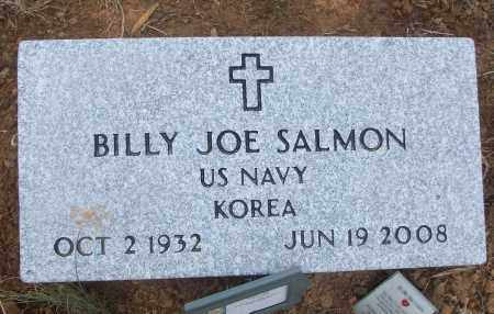 SALMON (VETERAN KOR), BILLY JOE - White County, Arkansas | BILLY JOE SALMON (VETERAN KOR) - Arkansas Gravestone Photos