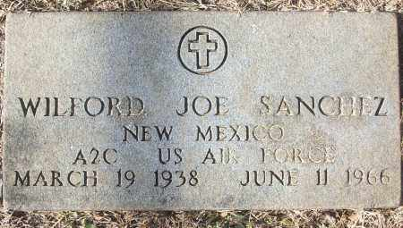 SANCHEZ (VETERAN), WILFORD JOE - White County, Arkansas | WILFORD JOE SANCHEZ (VETERAN) - Arkansas Gravestone Photos