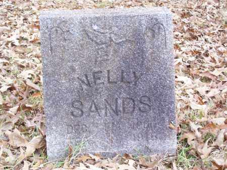SANDS, NELLY - White County, Arkansas | NELLY SANDS - Arkansas Gravestone Photos