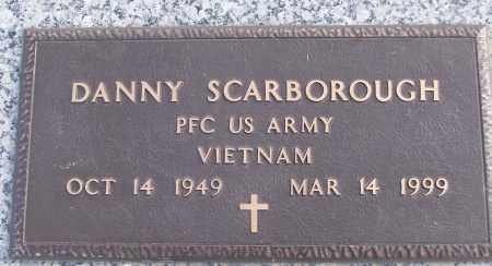 SCARBOROUGH (VETERAN VIET), DANNY - White County, Arkansas | DANNY SCARBOROUGH (VETERAN VIET) - Arkansas Gravestone Photos