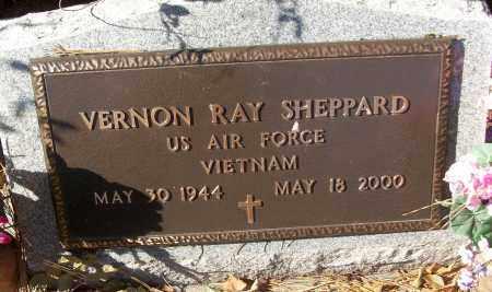 SHEPPARD (VETERAN VIET), VERNON RAY - White County, Arkansas | VERNON RAY SHEPPARD (VETERAN VIET) - Arkansas Gravestone Photos