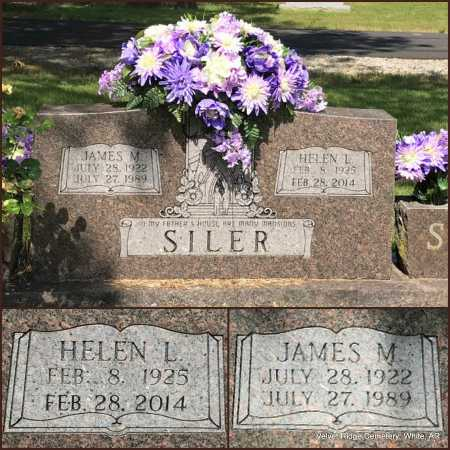 SILER, JAMES M - White County, Arkansas | JAMES M SILER - Arkansas Gravestone Photos