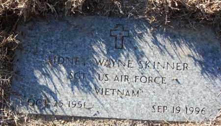 SKINNER (VETERAN VIET), SIDNEY WAYNE - White County, Arkansas | SIDNEY WAYNE SKINNER (VETERAN VIET) - Arkansas Gravestone Photos