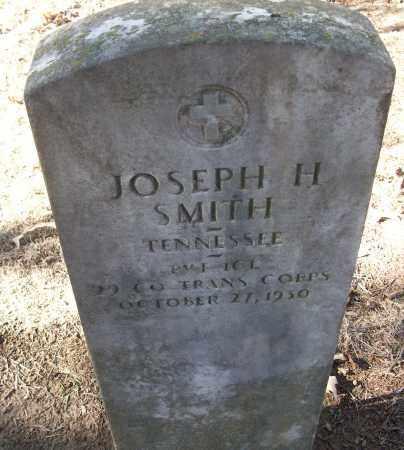 SMITH (VETERAN), JOSEPH H - White County, Arkansas | JOSEPH H SMITH (VETERAN) - Arkansas Gravestone Photos