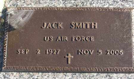 SMITH (VETERAN), JACK - White County, Arkansas | JACK SMITH (VETERAN) - Arkansas Gravestone Photos