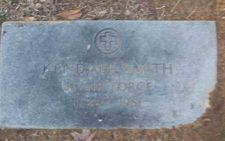 SMITH (VETERAN), KENDALL - White County, Arkansas | KENDALL SMITH (VETERAN) - Arkansas Gravestone Photos