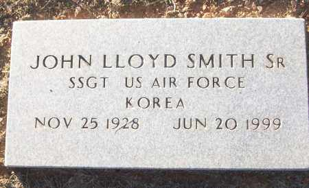 SMITH, SR (VETERAN KOR), JOHN LLOYD - White County, Arkansas | JOHN LLOYD SMITH, SR (VETERAN KOR) - Arkansas Gravestone Photos