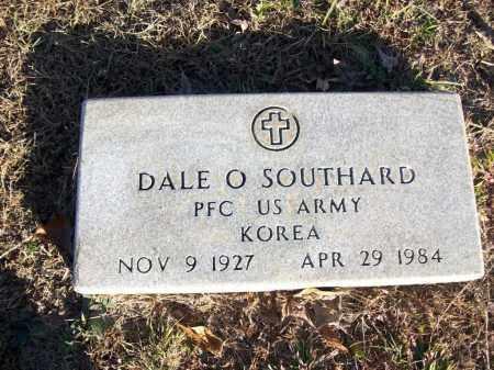 SOUTHARD (VETERAN KOR), DALE O - White County, Arkansas | DALE O SOUTHARD (VETERAN KOR) - Arkansas Gravestone Photos
