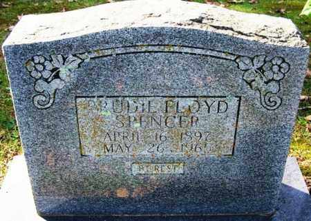 FLOYD SPENCER, PRUDIE - White County, Arkansas | PRUDIE FLOYD SPENCER - Arkansas Gravestone Photos