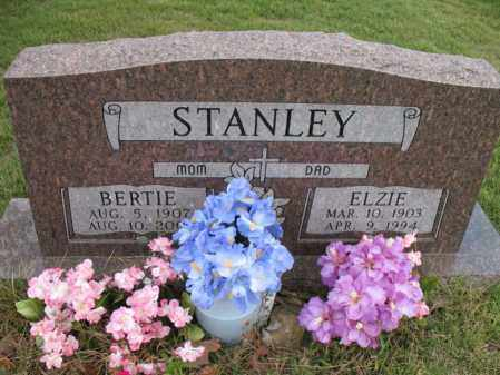 STANLEY, ELZIE - White County, Arkansas | ELZIE STANLEY - Arkansas Gravestone Photos