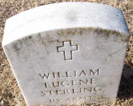 STERLING (VETERAN), WILLIAM EUGENE - White County, Arkansas | WILLIAM EUGENE STERLING (VETERAN) - Arkansas Gravestone Photos