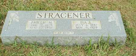 STRACENER, PHILLIP MARION - White County, Arkansas | PHILLIP MARION STRACENER - Arkansas Gravestone Photos
