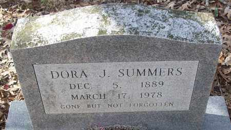 SUMMERS, DORA J. - White County, Arkansas | DORA J. SUMMERS - Arkansas Gravestone Photos