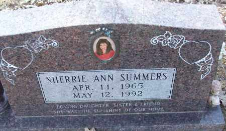 SUMMERS, SHERRIE ANN - White County, Arkansas | SHERRIE ANN SUMMERS - Arkansas Gravestone Photos